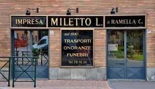 Trasporti funebri Grugliasco