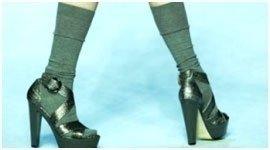 calze di cotone
