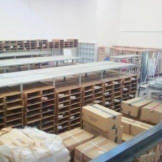 scaffalature ed imballaggi