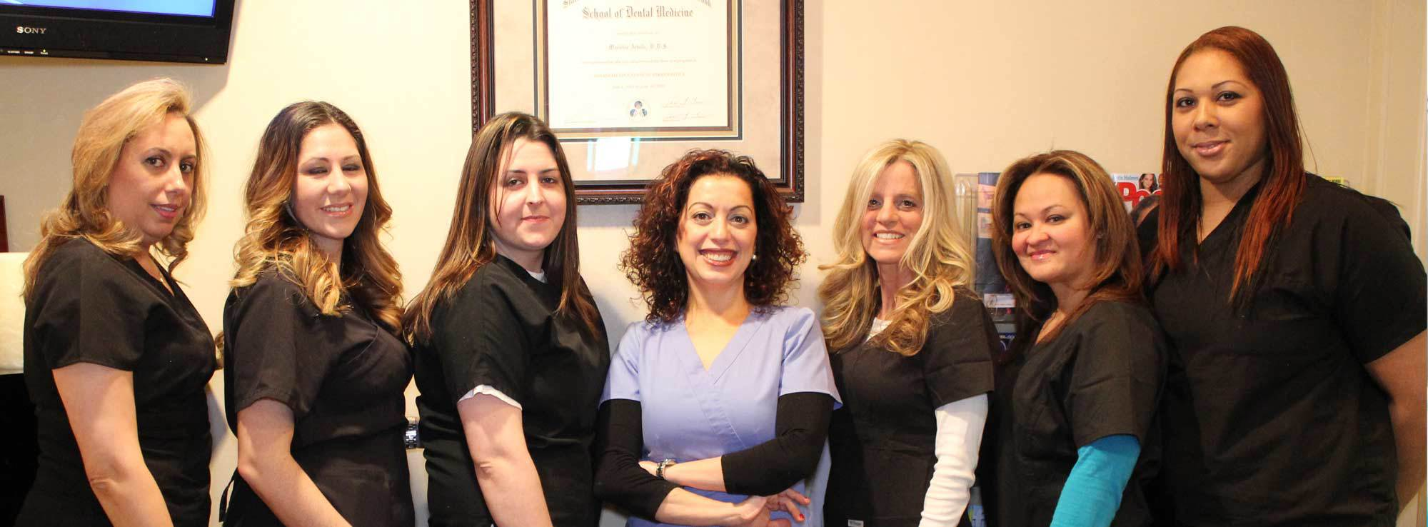 About Dr. Marichia Attalla, DDS, P.C.