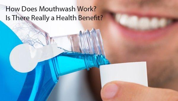Mouthwash Health Benefits