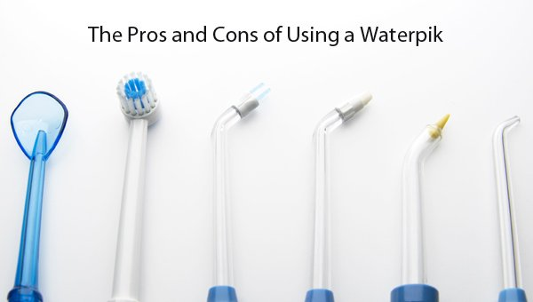 Waterpik Pros and Cons