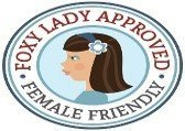 For Lady Approved-Female Friendly Icon