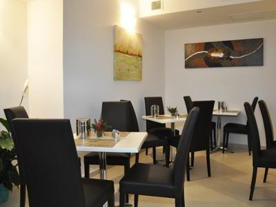 Sala colazione hotel eubea