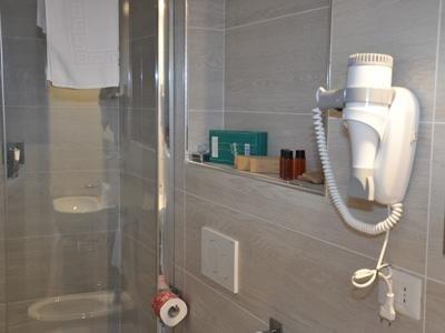 Particolari bagno hotel