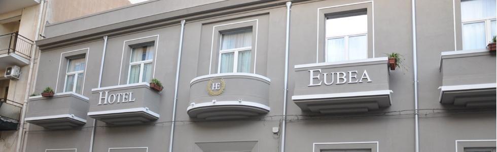 Entrata Hotel Eubea
