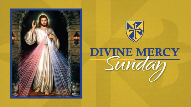 Divine Mercy Sunday 2015