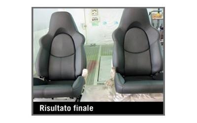 Trattamento interni auto Abano Terme