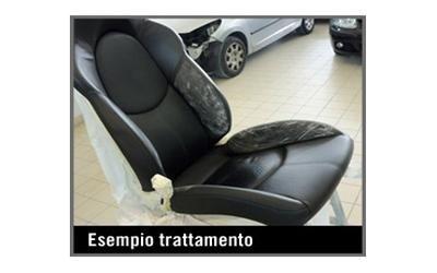 Pulizia interni auto Abano Terme