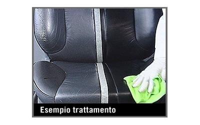 Sanificazione interni auto Abano Terme