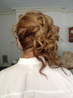 Updo - Special Occasion