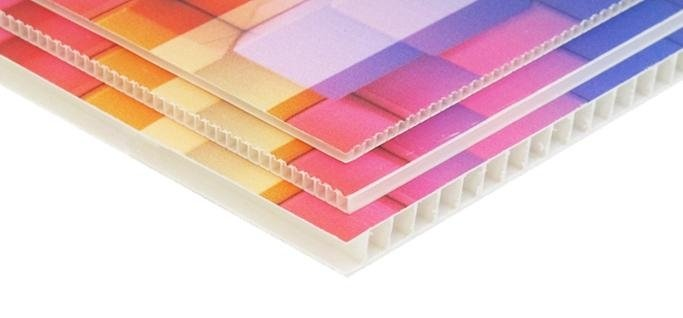 stampa su materia plastica