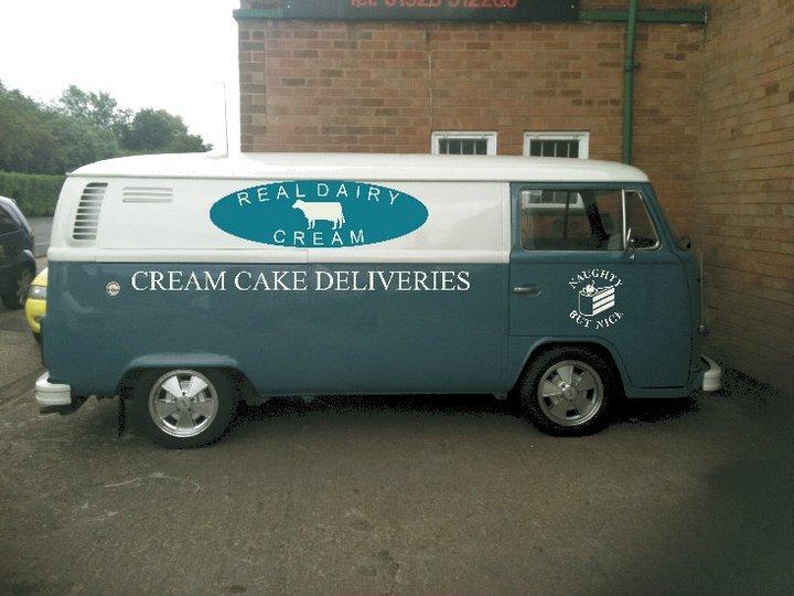 Classic van