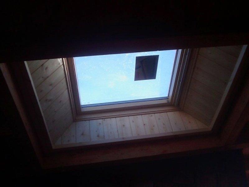 finestra sottotetto