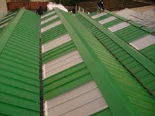 glasshouse roof fitting