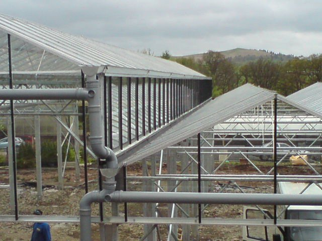 glasshouse fitting services
