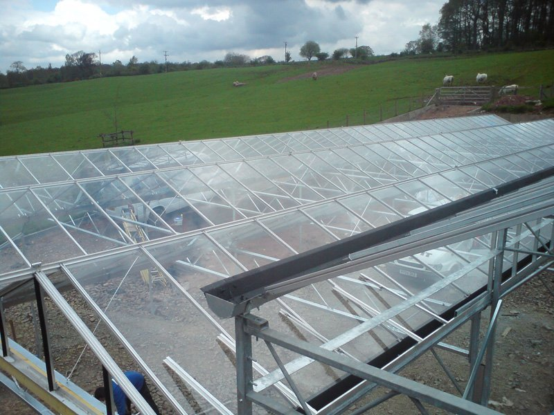 top quality glasshouse