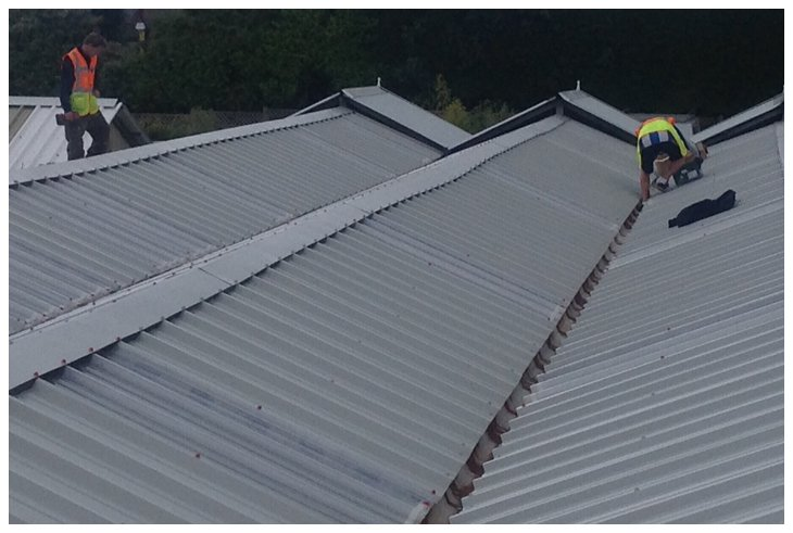 glasshouse roofing