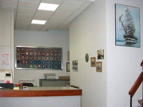 Reception scuola guida