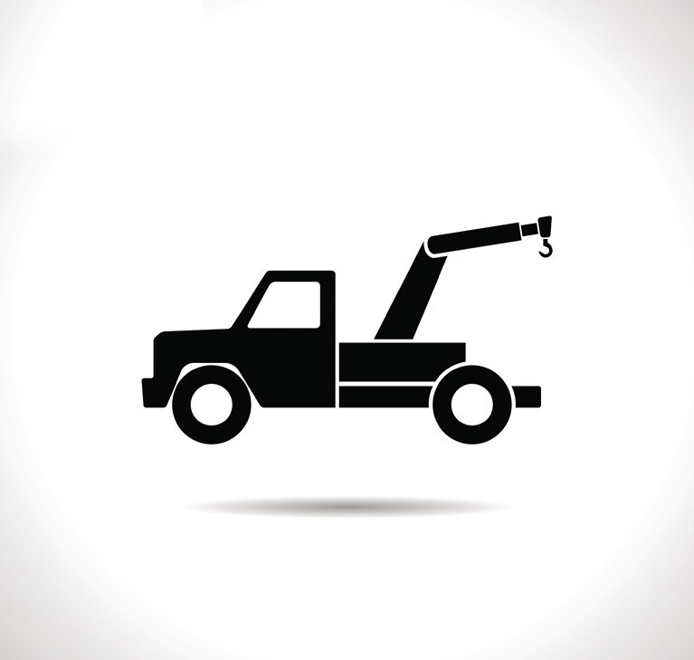 hills towing and crash repairs services towing car