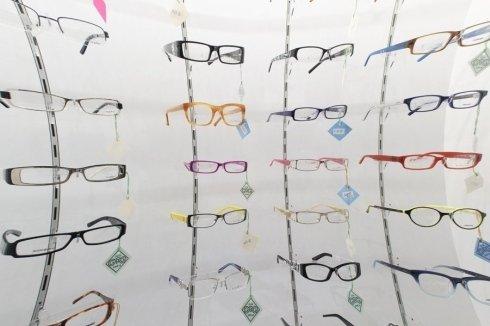 occhiali da vista montatura colorata