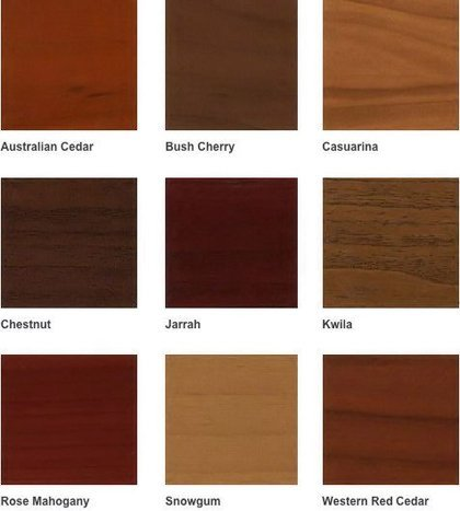 Deco Wood colour sample