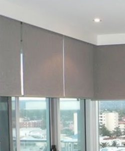 Modern blinds and awnings