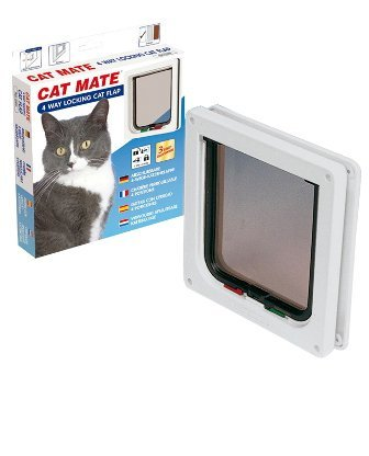 4 Way locking cat door