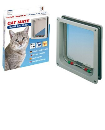 Large cat door
