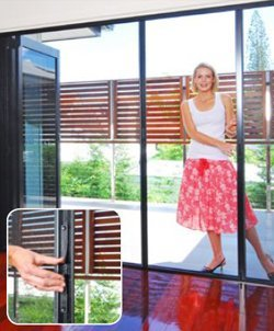 Ultrascreen sliding doors