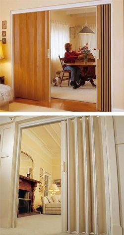 Lotus Timberline folding doors
