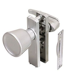 PL007 whitco a latch for hinged flyscreen doors