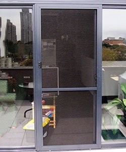 Flyscreen Doors And Mesh