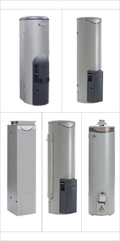 alderbrook plumbing hot water system
