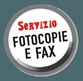 servizio fotocopie e fax
