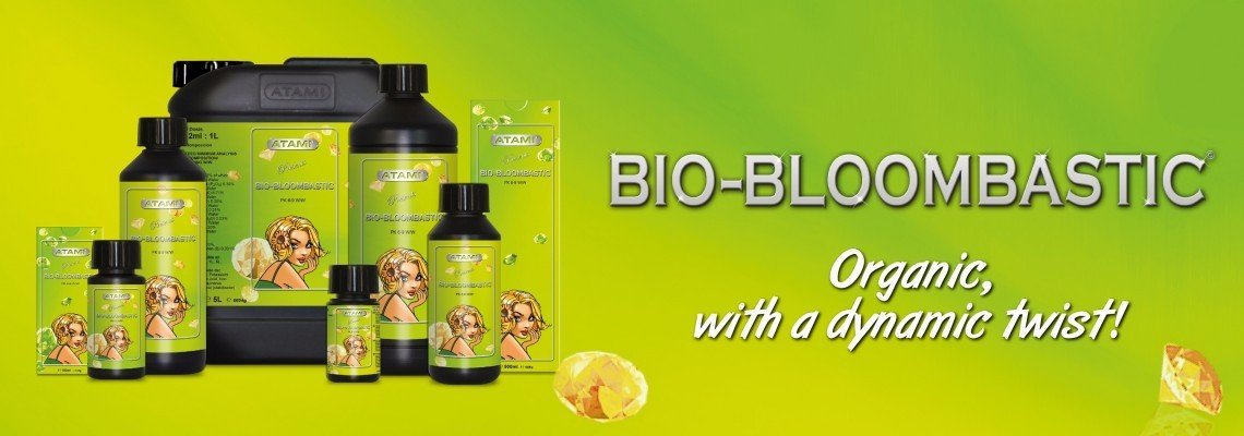 Bio-Bloombastic - Organic with a dynamic twist!