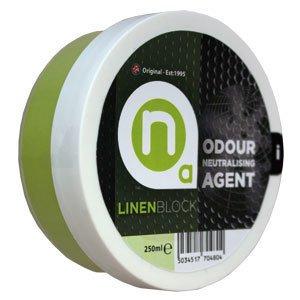 Odour Neutralising Agent LINEN 250ml Block