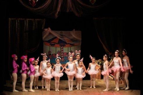 Spettacoli di danza per bambini