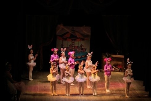 Musical di danza classica per bambini