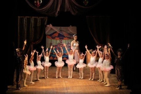 Saggi del corso di danza classica