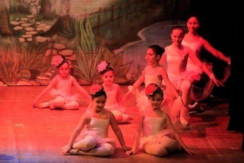 Spettacoli danzanti con balli di gruppo
