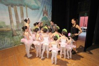 Spettacoli con coreografia per saggi e balletti