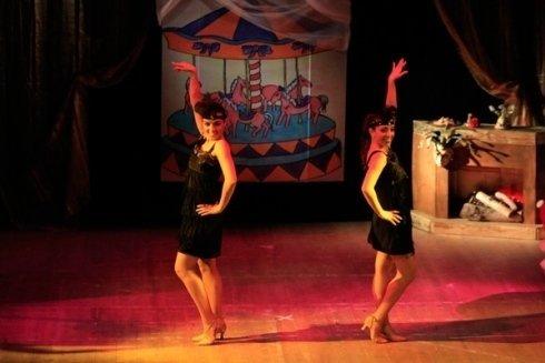 Cordi di danza per ragazzi