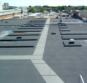Roof - Portsmouth - Pollard Contracts Ltd - Flat roof