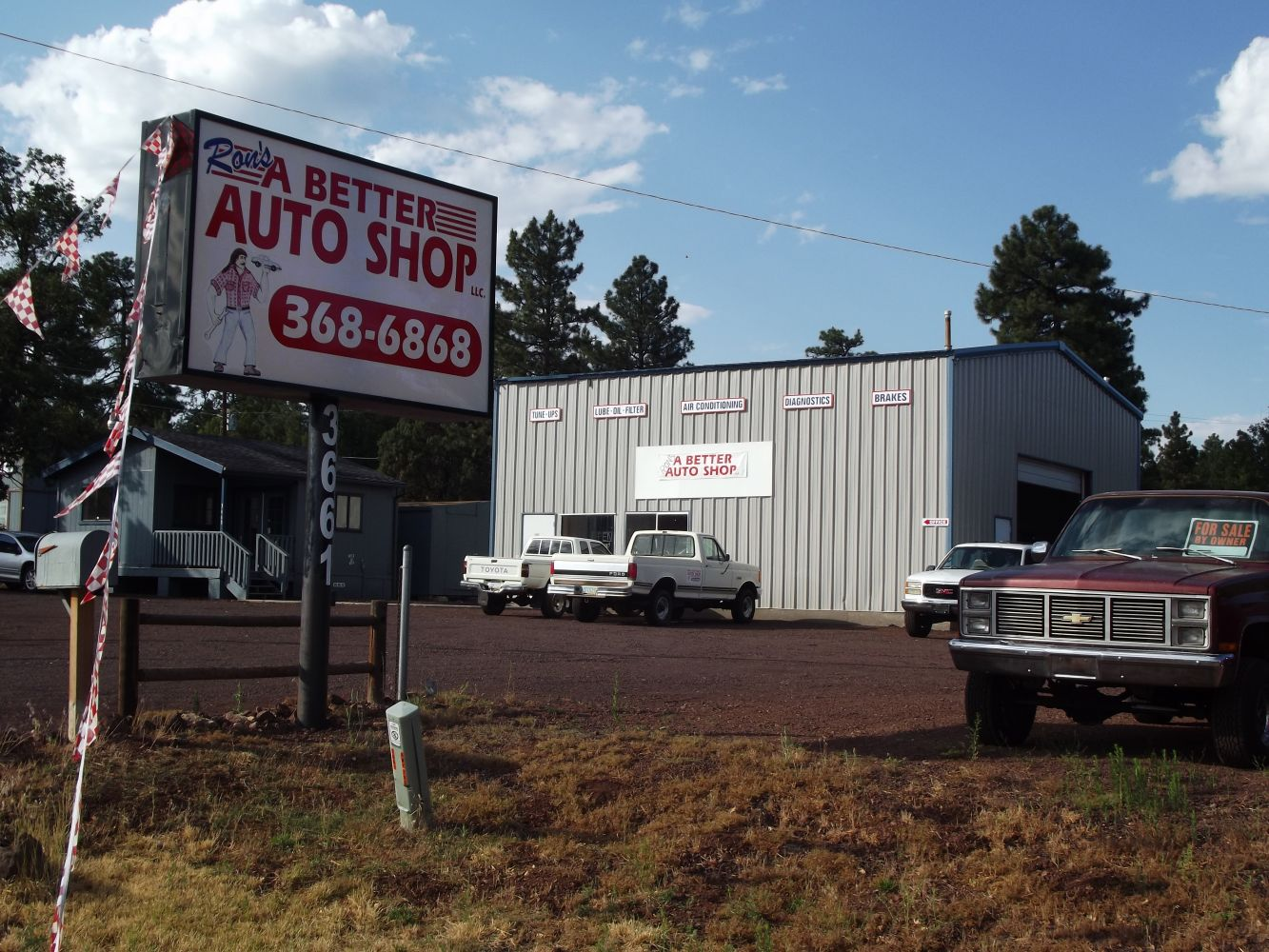 Expert engine repairs in Lakeside, AZ