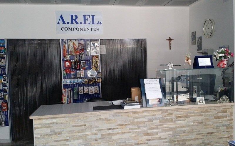 esterno negozio riparazione frigoriferi industriali