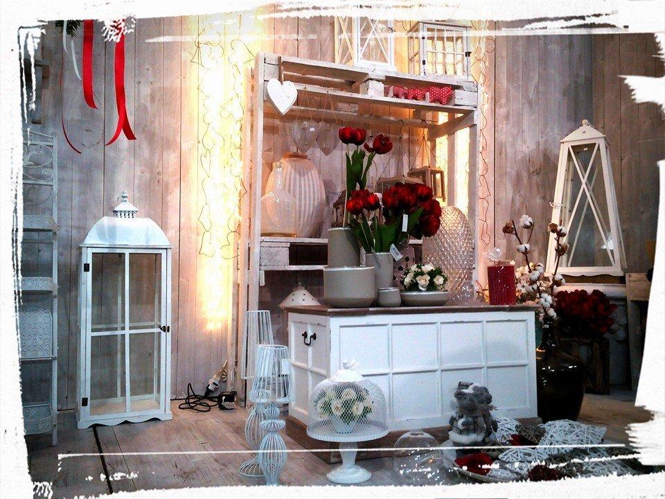 allestimenti floreali e oggettistica per la casa-vista frontale