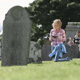 Customized Gravestones