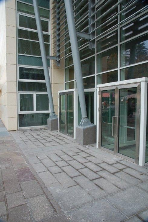 entrata di un edificio