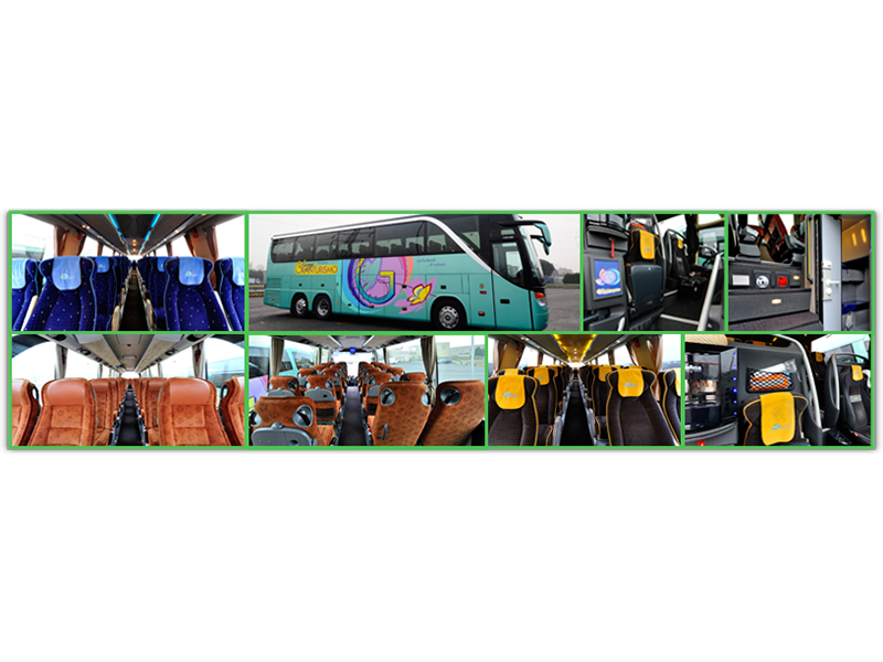 noleggio bus milano con autista